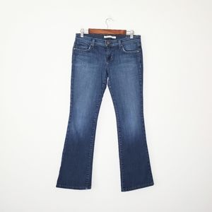 Freedom of Choice Organic Cotton Bootcut Jeans 8